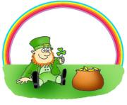 St patricks day st patrick cliparts 7