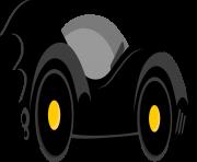 Batman Lego Car Clipart Png