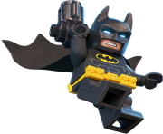 batman lego with gun clipart png