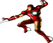 Iron Man Comix Clip Art Free Download