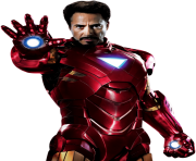 iron man robert downey jr clipart png