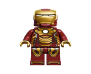 lego iron man clipart