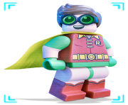 Robin from Lego Batman Movie