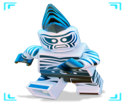 Zebraman lego from batman lego movie clipart