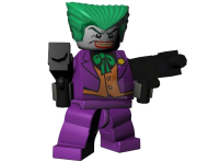Lego Batman makes villains of us all clipart