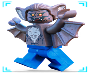 Manbat Lego from Batman Lego Movie clipart