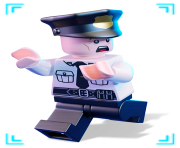 Security Lego from Batman lego movie clipart