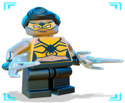 Tarantula Lego from Batman Lego Movie clipart