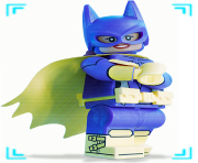 batgirl lego from batman lego movie clipart