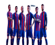 fc barcelona 2017 png clipart