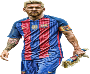 lionel messi png barca 2017 2018
