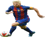 Lionel Messi Barcelona 2017 Png Clipart Image