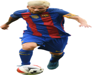 Messi Png Foot Fc Barcelona Soccer