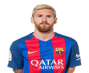 messi lionel 10 forward fc barca png