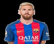 Lionel Messi Png Barca 2017 2018