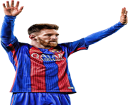 lionel messi png barcelona 2017