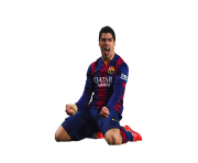 Luis Suarez 2017 winner scored fc barcelona