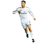 cristiano ronaldo vs barcelona real madrid png clipart