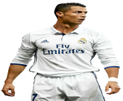 cristiano ronaldo real madrid 7 png clipart image