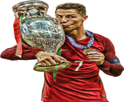 cristiano ronaldo png cup portugal clipart