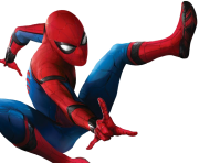 spiderman 2017 png clipart