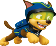 chase jump paw patrol clipart png