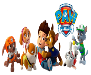 ryder with chase paw patrol clipart png