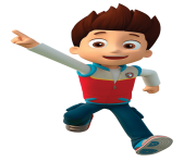 ryder paw patrol clipart png