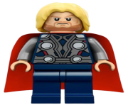 lego thor transparent background png