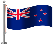 New Zealand Flag PNG Clip Art