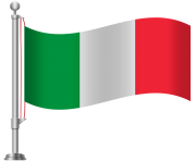 Italy Flag PNG Clip Art