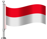 Indonesia Flag PNG Clip Art