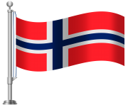 Norway Flag PNG Clip Art