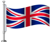 United Kingdom Flag PNG Clip Art