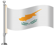 Cyprus Flag PNG Clip Art