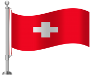 Switzerland Flag PNG Clip Art