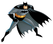 batman hd cartoon clipart png