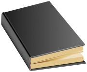 Black Book PNG ClipArt