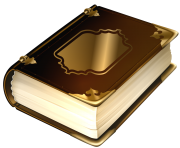 Luxury Book PNG ClipArt