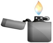 Cigarette Lighter PNG Clip Art