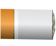 Single Cigarette PNG Clipart