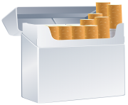 Cigarette Box Template PNG Clipart