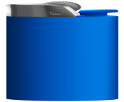 Blue Cigarette Lighter PNG Clipart