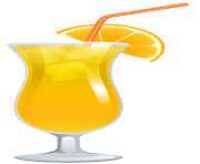 Cocktail Screwdriver PNG Clipart