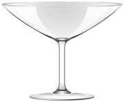 Transparent Cocktail Glass PNG Clipart