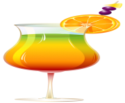 Exotic Cocktail PNG Clipart