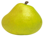 Pear Fruit PNG Clipart