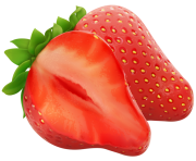 Strawberries PNG Clipart