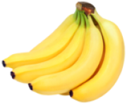 Bunch of Bananas PNG Clipart