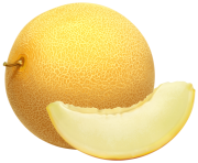 Cantaloupe PNG Clipart